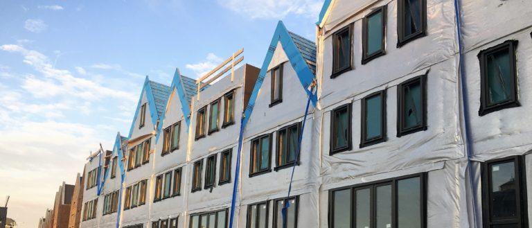 Nu in uitvoering: Scheepsmakerkwartier te Haarlem