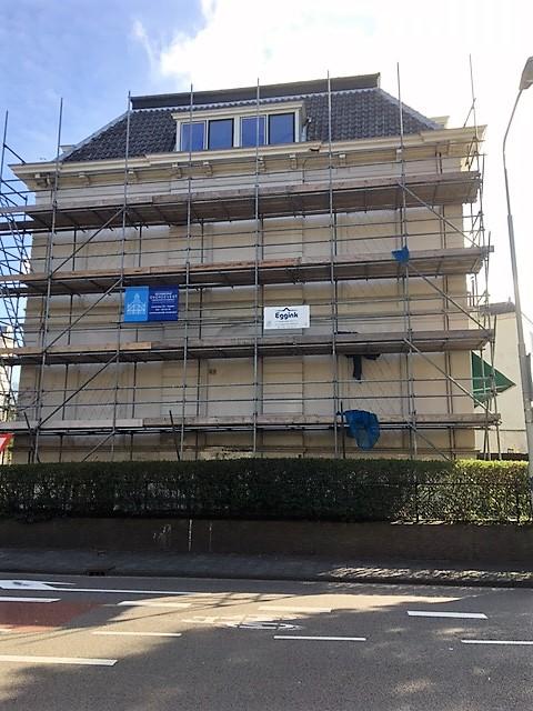 Meerjaren onderhoud aan kantoorvilla, Kenaupark 26 te Haarlem